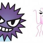 グラム陽性菌と陰性菌の違いは何?