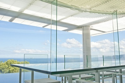 Water balcony