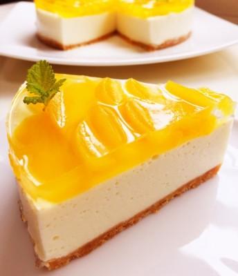 rare cheese cake