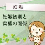 妊娠初期に葉酸足りてる?赤ちゃんの先天性異常予防にどのくらい必要?